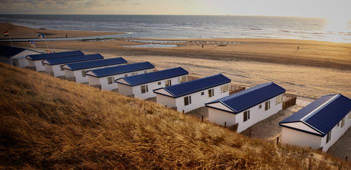 WIllyNoord Strandhuisjes Katwijk aan Zee