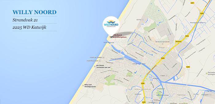 willynoord_Strandpaviljoen_Katwijk_aan Zee_Kaartje