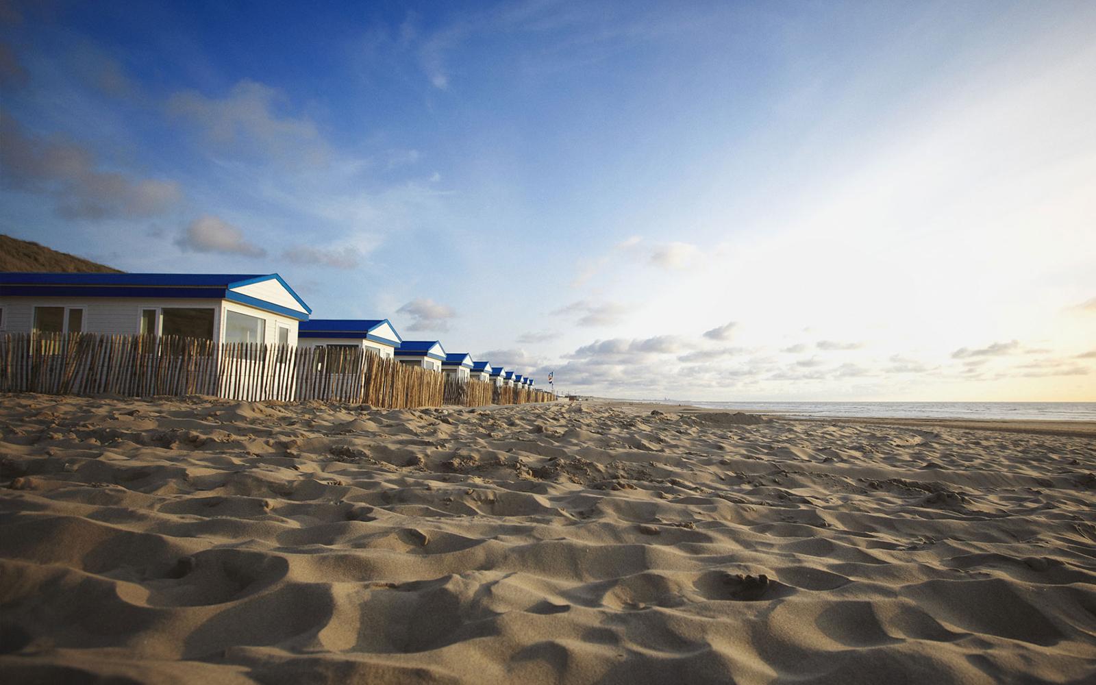 Willy Noord Strandhuisjes Katwijk aan Zee Exterieur3